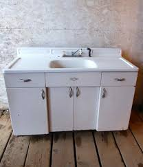 metal kitchen sink and cabinet combo ic0454 vintage kitchen sink cabinet combo