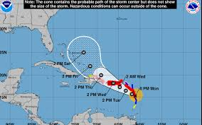 Mexico Hurricane Map by A Week After Irma Puerto Rico Faces Far Worse From Maria Miami