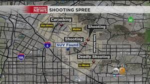 city of whittier halloween events 1 dead at least 4 hurt gunman goes on shooting spree in la