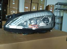 mercedes headlights for mercedes benz w221 s300 s320 s350 s450 s500 s600 led headlights