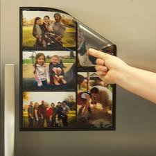 family collage picture frames home decor magnetic photo display