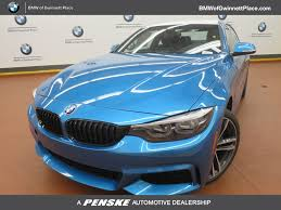 2018 used bmw 4 series 440i coupe at bmw of gwinnett place serving