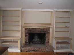 A Frame Bookshelf Plans Best 25 Shelves Around Fireplace Ideas On Pinterest Fireplace