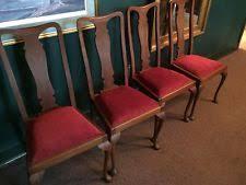 queen anne dining chair ebay