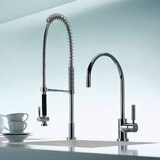 Dornbracht Kitchen Faucet Dornbracht Tara Classic Single Lever Mixer W Profi Spray Set