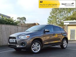 mitsubishi asx 2014 used mitsubishi asx brown for sale motors co uk