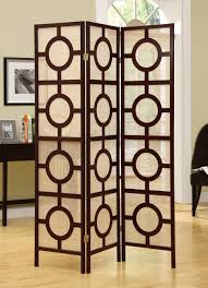 Wall Partition Ideas by Bedroom Furniture One Panel Room Divider Wooden Partition Screen