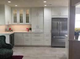 ikea kitchen cabinets and countertops ikea kitchen grimslov cabinets and in cabinet