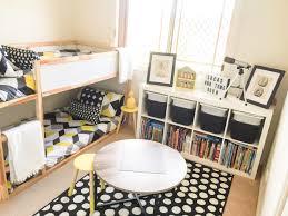 ikea kids bedroom ideas shared boys geometrical bedroom combination of ikea and kmart