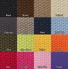 choose color cotton canvas webbing strap adjustable 1 5
