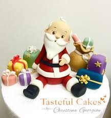 Christmas Cake Decoration Ideas Uk Tasteful Cakes By Christina Georgiou Tasteful Cakes U2013 Cake