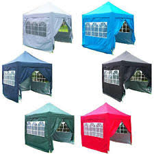 Trail Pop Up Awning Peaktop Pop Up Awnings U0026 Canopies Ebay