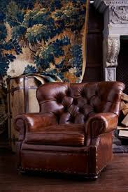 Rustic Leather Armchair Image Detail For Best Wingback Chair Your Guide To Finding The