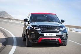 customized range rover 2017 range rover evoque ember celebrates half million sales milestone