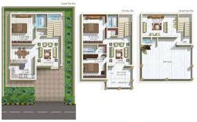 House Design Pictures In Nigeria by Duplex House Plans Modern 6 Bedroom In Nigeria Narrow Lots 30x40