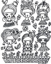 free art coloring pages 32 best dibujos para colorear coloring pages images on pinterest