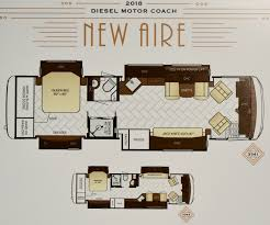 2018 newmar floor plans steinbring motorcoach newmar u0026 roadtrek