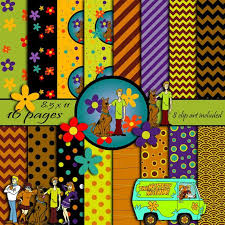 scooby doo wrapping paper 36 best craft scooby doo images on scooby doo