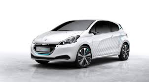 peugeot 208 trunk hybrid air tech edges closer to production reality with peugeot