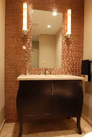 powder bathroom design ideas consider an accent wall as part of your powder bathroom design