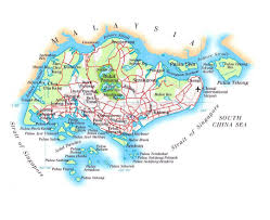Nba Map Maps Of Singapore Detailed Map Of Singapore In English Tourist