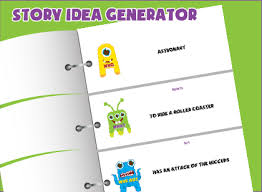 free printable story idea generator kids generates countless