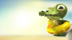 baby alligator wallpaper 395994