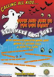 halloween ghost hunt for kids hove child friendly brighton and hove