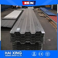 galvanized corrugated steel roofing decking sheet galvanized metal