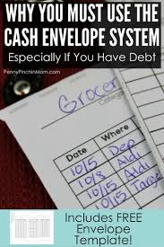 Dave Ramsey Budget Spreadsheet Excel Free Best 25 Cash Envelope System Ideas On Pinterest Dave Ramsey