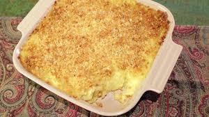 mashed potato casserole recipe the chew abc the chew