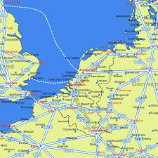 netherlands map cities netherlands driving distance road map distances in netherlands