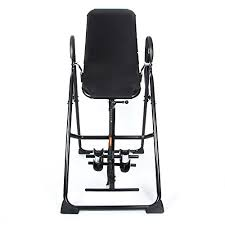 back relief inversion table betterback deluxe inversion table for traction and back pain relief