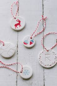 cool diy gift tags or ornaments from clay shelterness