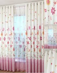 curtains for girls bedroom pink floral girls bedroom jacquard heavy sweet floral curtains