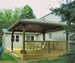 custom covered structures dayton columbus oh custom outdoor