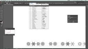 filter favorite fonts in illustrator cc 2017 and serif slab etc
