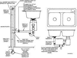 Kitchen Sink Drain Parts Top 78 Indispensable Bathroom Sink Drain Plumbing Diagram Kitchen