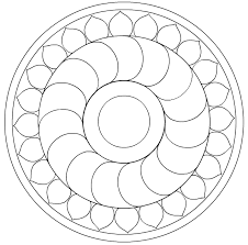 smile will save the day mandalas coloring pages