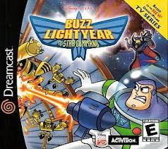 buzz lightyear star command video game buzz lightyear
