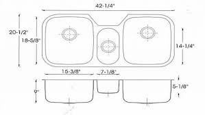 house stupendous average size kitchen table clever average