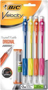 paper mate earth write pencils 49 best mechanical pencils images on pinterest mechanical pencil amazon com bic velocity mechanical pencil medium point 0 7 mm