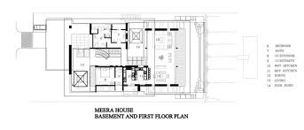 fishing cabin floor plans the meera house by guz architects home reviews