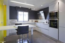 cuisine blanche mur gris cuisine blanche et bleu 11 cuisine bois cuisine blanc bleu et