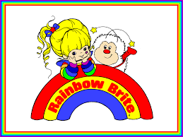 you u0027ll always be a friend of mine new rainbow brite series coming