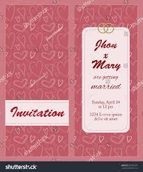 wedding ceremony invitation ideas indian wedding reception