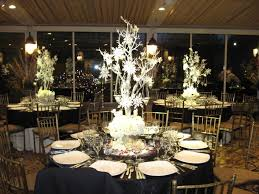 Winter Decorations For Wedding - winter themed wedding centerpieces wedding centerpieces designs