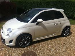Fiat 500 Abarth White Photos Of 500 Abarth Page 2