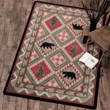 Forest Rug Quilted Forest Rug Collection