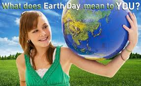what does earth day to you earth rangers wire